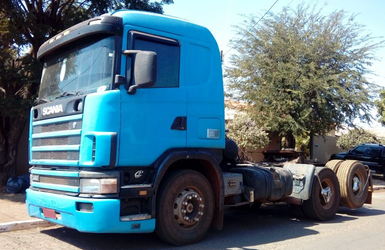 Scania R-114 GA 360 4x2 NZ - Foto #4
