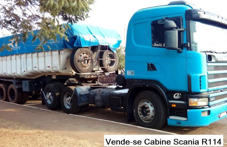 Scania R-114 GA 360 4x2 NZ - Foto #5