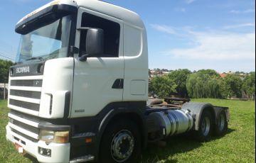 Scania R-124 GA 420 4x2 NZ