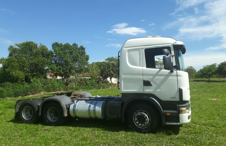 Scania R-124 GA 420 4x2 NZ - Foto #9