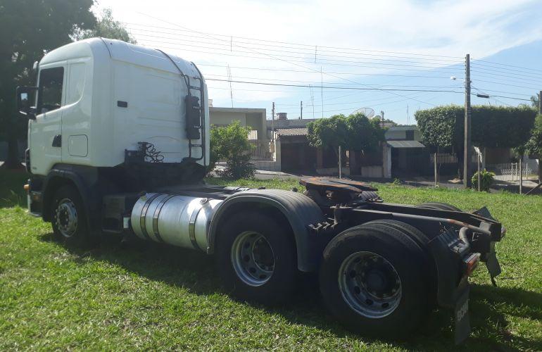 Scania R-124 GA 420 4x2 NZ - Foto #10