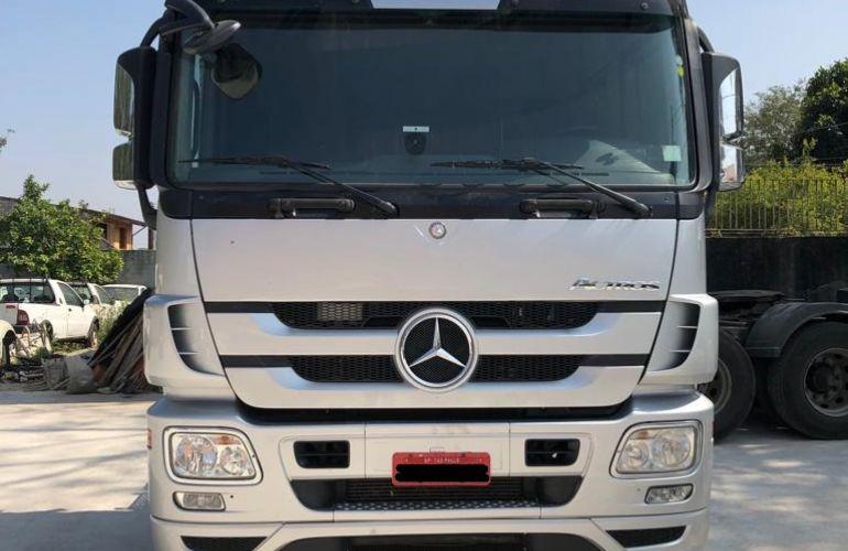 Mercedes-Benz Actros 2646 LS Conforto (6X4) - Foto #8