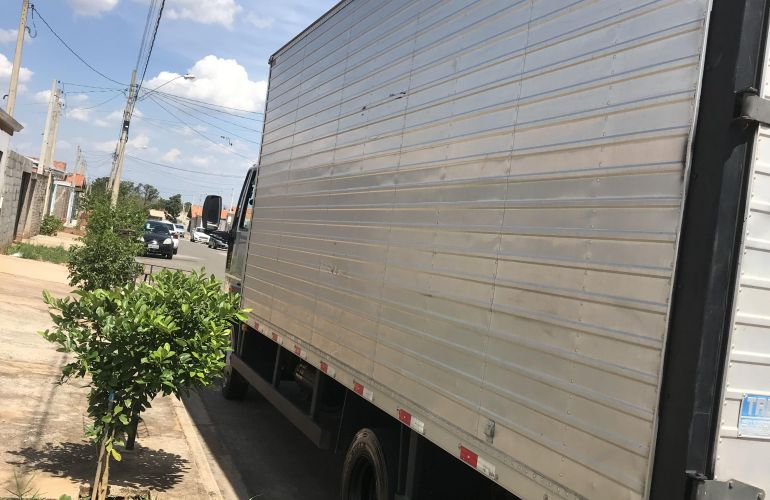 Ford Cargo 816 - Foto #9