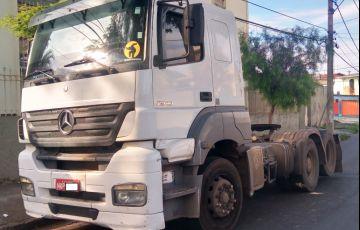 Mercedes-Benz Axor 2540-S 6X2 (3 Eixos) - Foto #3