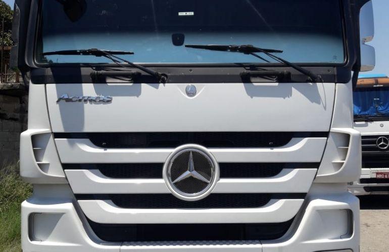 Mercedes-Benz Actros 2546 LS Megaspace Plus (Segurança) (6X2) - Foto #1