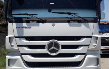 Mercedes-Benz Actros 2546 LS Megaspace Plus (Segurança) (6X2)