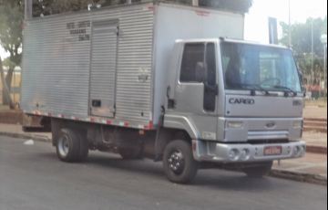 Ford Cargo 815 Turbo - Foto #2