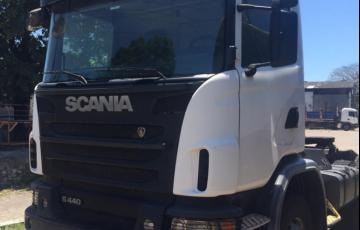 Scania  G-440 A 6X4 2p (E5)  - Foto #2