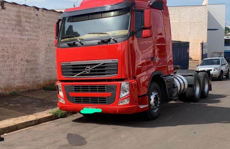 Volvo FH-440 6X4 (3 Eixos) - Foto #1