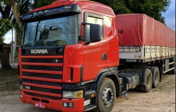 Scania R-124 GA 420 6x4 NZ