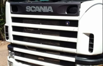 Scania R-380 4X2 CR 19(Cam.)(Evol.)