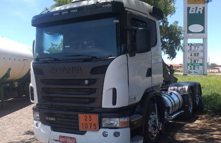 Scania G-420 A 4X2 SZ(Reb.) - Foto #5