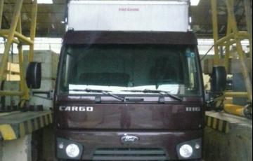 Ford Cargo 816 - Foto #1