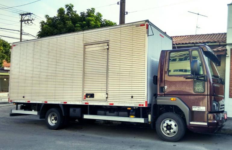 Ford Cargo 816 - Foto #4