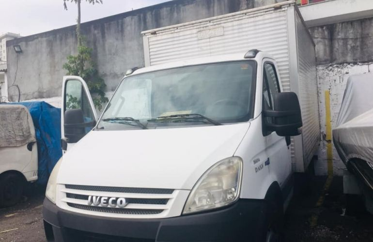 Iveco Daily Chassi 35S14 - Foto #8
