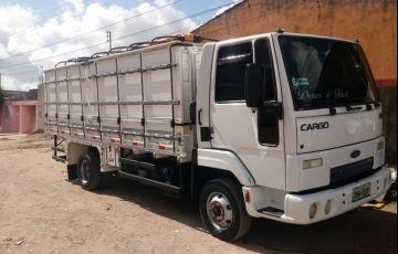 Ford Cargo 816 - Foto #6