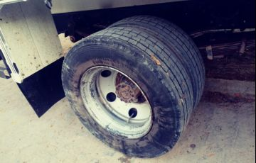 Ford Cargo 816 - Foto #7