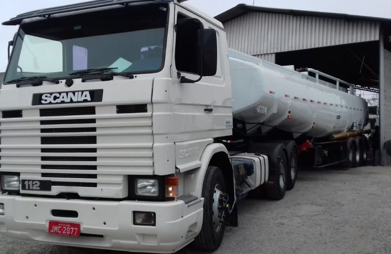 Scania R-113 H 360 4x2 - Foto #1