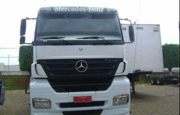 Mercedes-Benz Axor 2540-S 6X2 (3 Eixos)