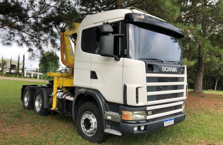 Scania G-420 LA 6X4 SZ(Reb. 3 Eixos) - Foto #2