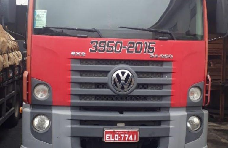 Volkswagen Vw 24.250 TB-IC (Eletr.) 6X2 (3 Eixos) - Foto #6