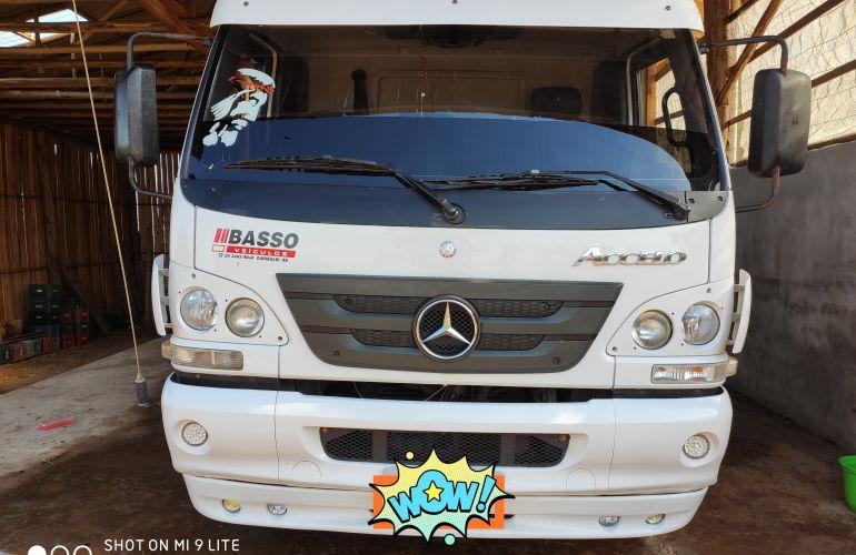 Mercedes-Benz Accelo 1016/44 - Foto #2