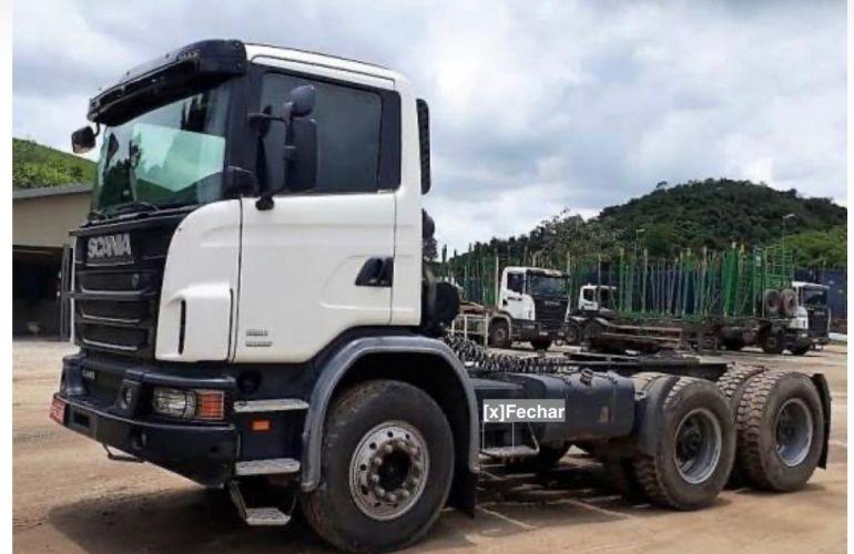 Scania  G-440 A 6X4 2p (E5)  - Foto #1