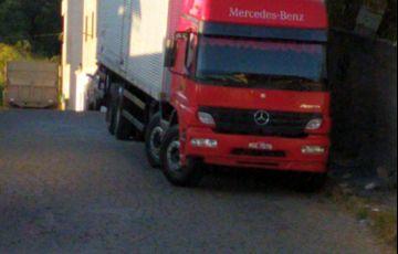 Mercedes-Benz 2425 6X2 (3 Eixos) - Foto #2