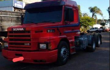 Scania R-113 E 320 6x2