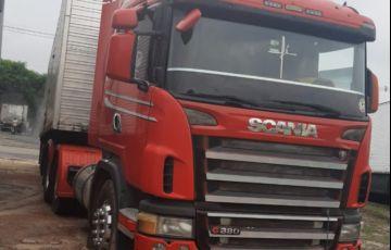 Scania G-380 LA 6X2 SZ(Reb. 3 Eixos) - Foto #2