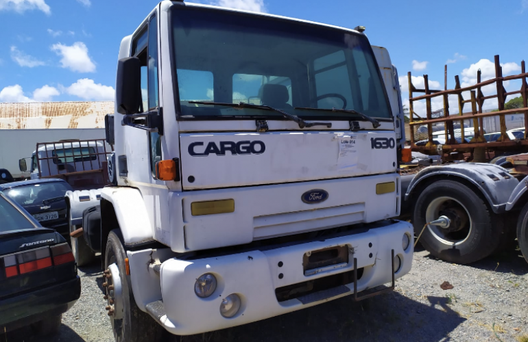 Ford Cargo 1630 T 4X2 - Foto #4