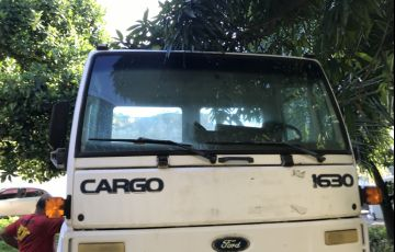 Ford Cargo 1630 T 4X2 - Foto #6