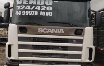 Scania R-420 6X2 CR 19 LA (Reb. 3 Eixos)