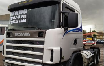 Scania R-420 6X2 CR 19 LA (Reb. 3 Eixos) - Foto #3