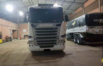 Scania R-440 LA 6X4 RB662 - Foto #2