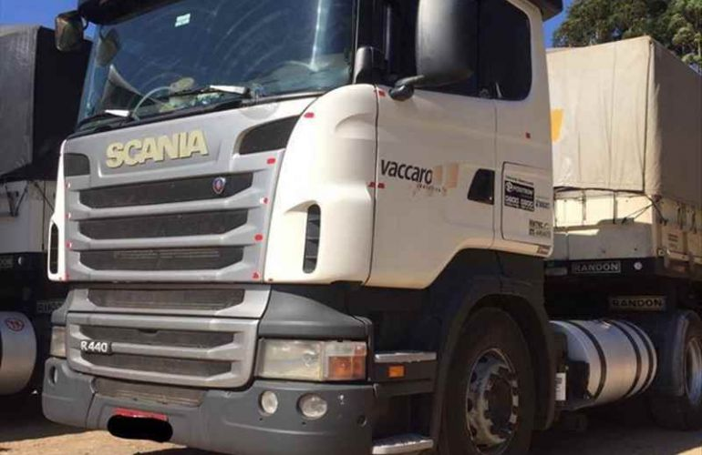 Scania R-440 LA 6X4 RB662 - Foto #5