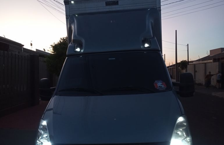 Iveco Daily Chassi 35S14 CS 3750 - Foto #1