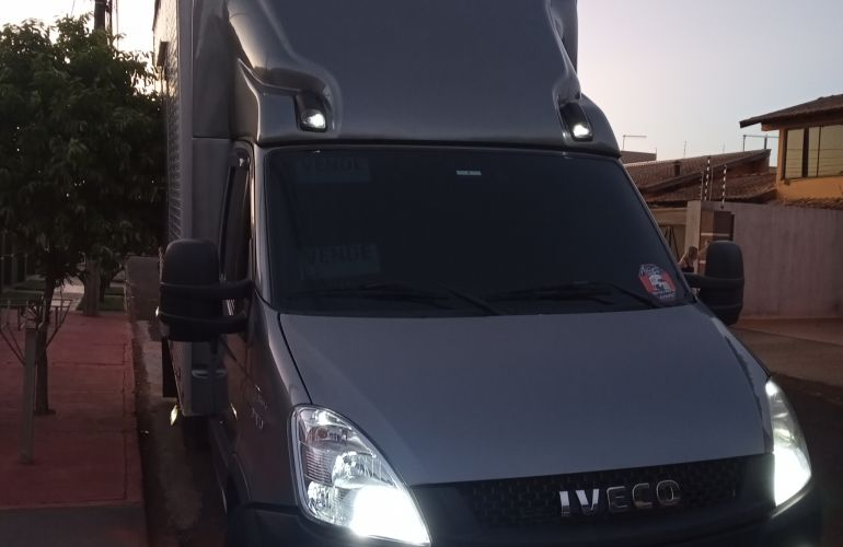 Iveco Daily Chassi 35S14 CS 3750 - Foto #2