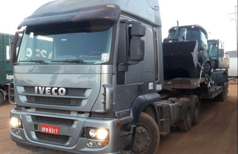 Iveco Stralis 460-S36T 4x2 (Teto Alto)  - Foto #4
