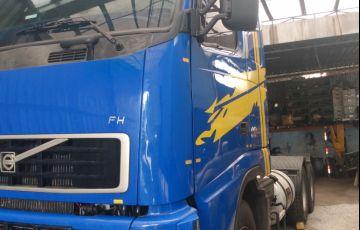 Volvo FH-440 6X2 (Globetrotter) (3 Eixos) - Foto #5