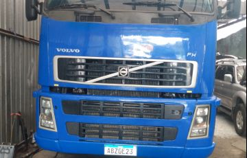 Volvo FH-440 6X2 (Globetrotter) (3 Eixos) - Foto #6