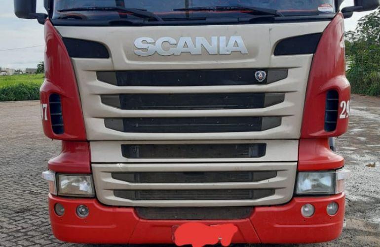 Scania R-440 A 6X4 SZ (Reb. 3 Eixos) (Highline) - Foto #1