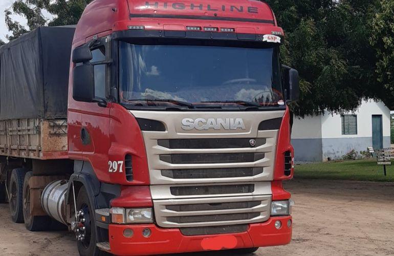 Scania R-440 A 6X4 SZ (Reb. 3 Eixos) (Highline) - Foto #3
