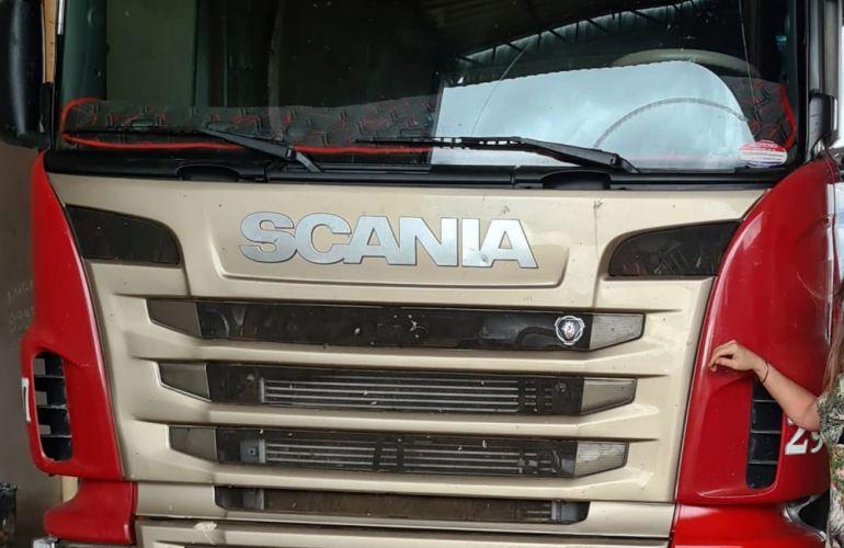 Scania R-440 A 6X4 SZ (Reb. 3 Eixos) (Highline) - Foto #4