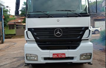 Mercedes-Benz Axor 2035 S 4X2