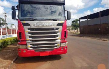 Scania G-420 A 4X2 SZ(Reb. 3 Eixos)