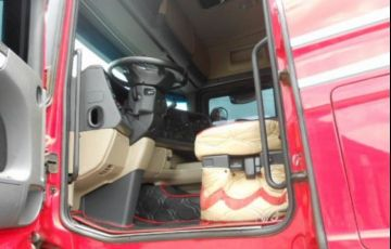 Scania G-420 A 4X2 SZ(Reb. 3 Eixos) - Foto #7