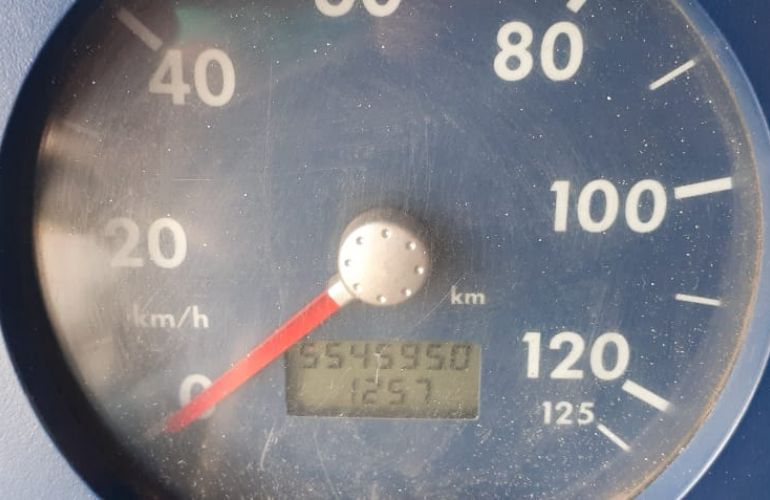 Volkswagen 13.180 Turbo - Foto #8