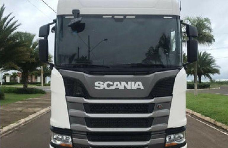 Scania R 620 LA 6X4 RB662 - Foto #1