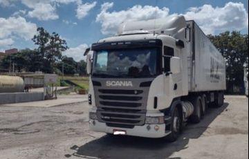 Scania G-400 A 6x2 2p (E5) - Foto #3